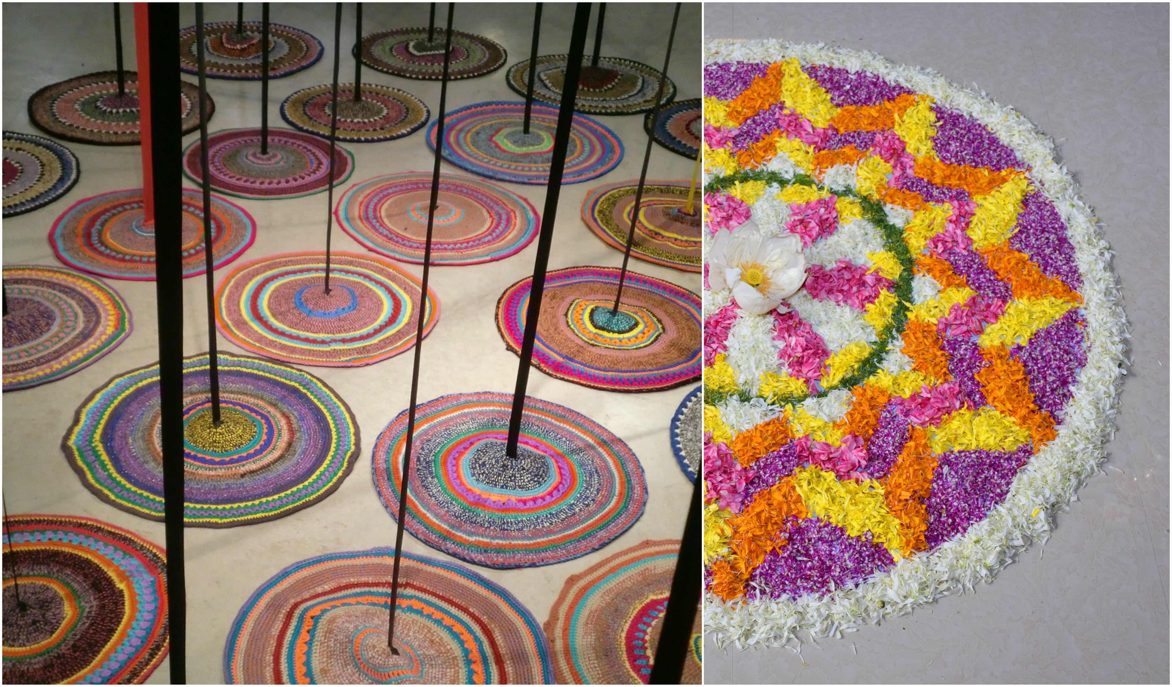 Alfombras redondas el centro de todas las miradas - Alfombras para pasillos largos ...