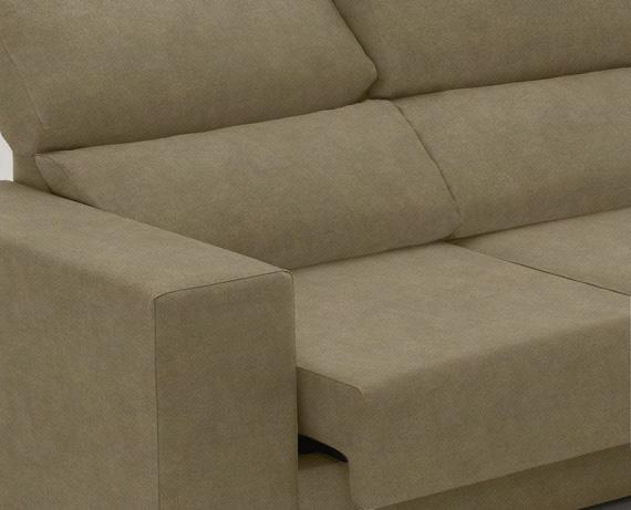 Qu es un sof de microfibra la tienda home - Tapizar sofa de piel ...
