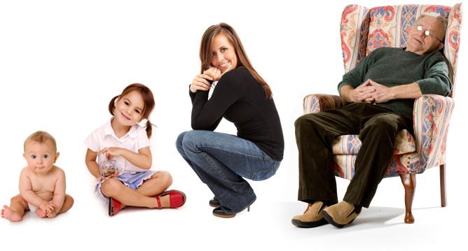 desarrollo personalidad edad: