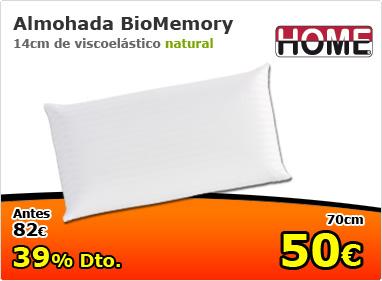 Almohada Memory Biomemory