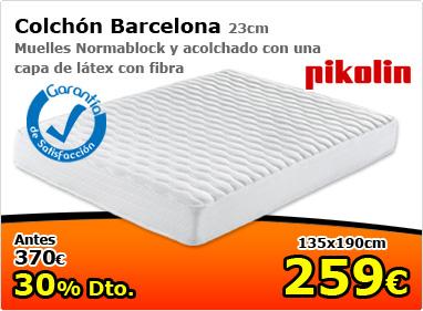 Colchón barcelona
