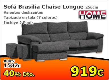 sofá Brasilia