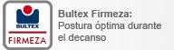 Colchón Compás de Bultex con Bultex firmeza