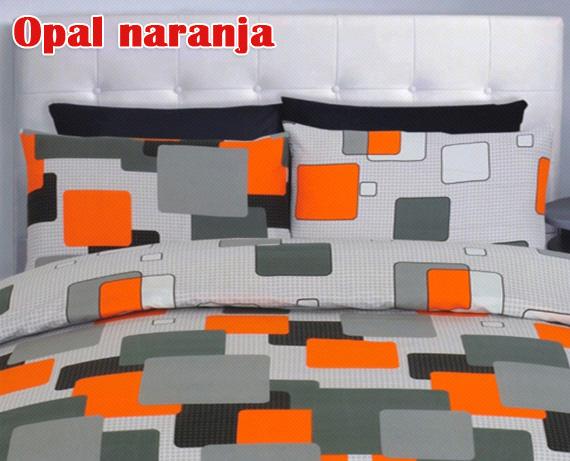 Funda n rdica opal naranja de home - Funda nordica naranja ...