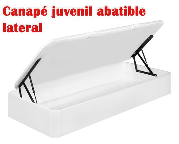 Mar2016 canap abatible juvenil apertura lateral de home for Canape 90x190