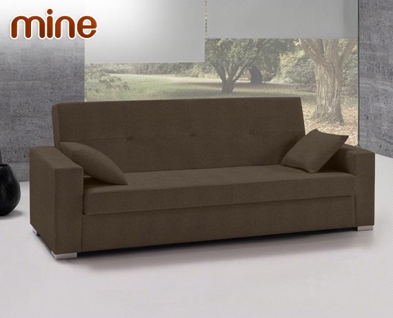Sof cama de tela mine de home - Tela para sofa ...