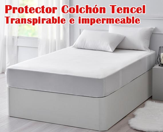 Protector De Colchon Tencel Pp03 De Pikolin Home