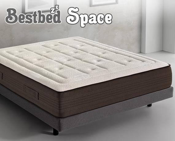 Colchón de muelles BestBed Space de HOME