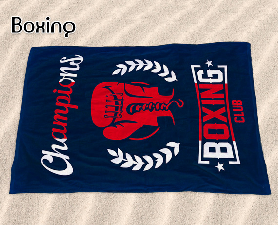 Toalla de playa Boxing de HOME