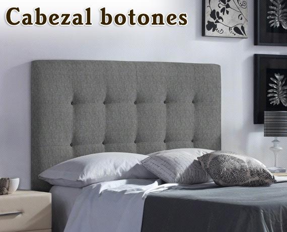 Cabezales de cama tapizados trendy cabezales modernos - Cabezales de cama tapizados ...