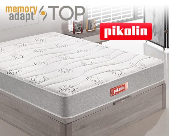 Colchones Pikolin Modelos.Colchon Viscoelastico Memory Adapt One De Pikolin