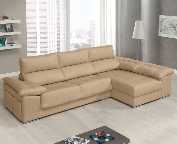 Sof de tela montreal de home for Sofas calidad marcas