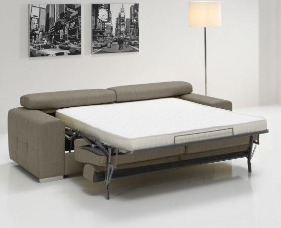 Sof cama de apertura italiana amazonas de home for Liquidacion sofas cama