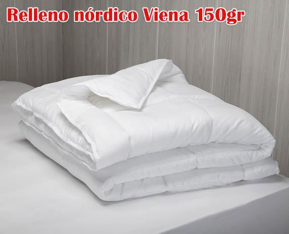 Relleno n rdico viena 150gr rf84 de pikolin home Relleno nordico cama 180