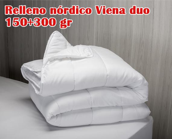 Relleno n rdico viena duo rf86 de pikolin home Relleno nordico cama 180