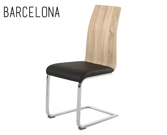 Silla comedor Barcelona de HOME - La Tienda HOME