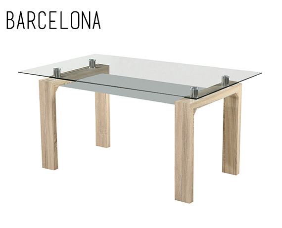 Mesa de comedor Barcelona de HOME - La Tienda HOME