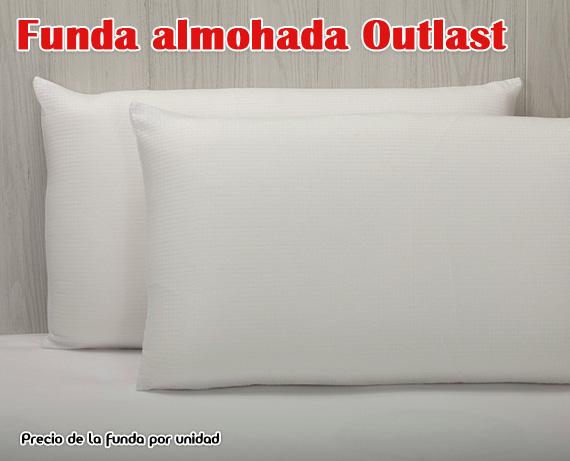 Funda de almohada outlast de pikolin home - Funda almohada 150 ...