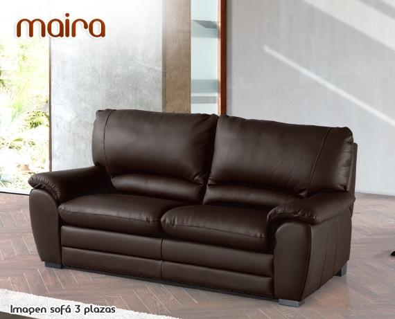 Sof de piel maira de home - Marcas de sofas de piel ...