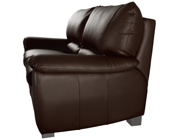 Sof de piel maira de home for Liquidacion sofas piel